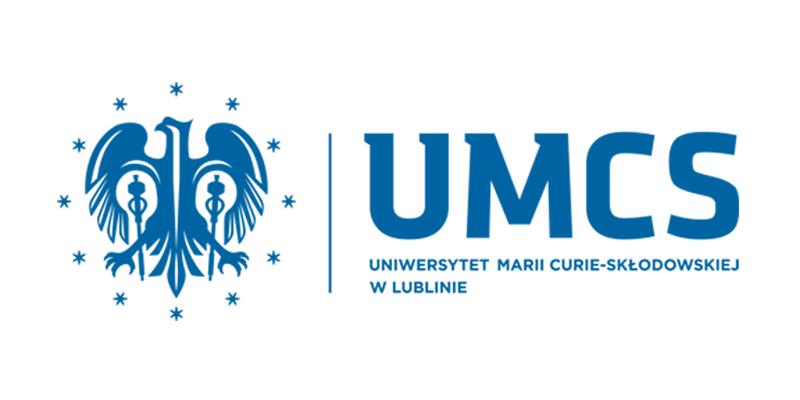 Logo uczelni Uniwersytet Marii Curie-Skłodowskiej w Lublinie