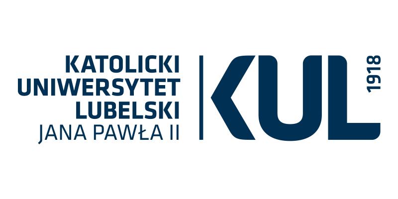 Logo uczelni Katolicki Uniwersytet Lubelski Jana Pawła II