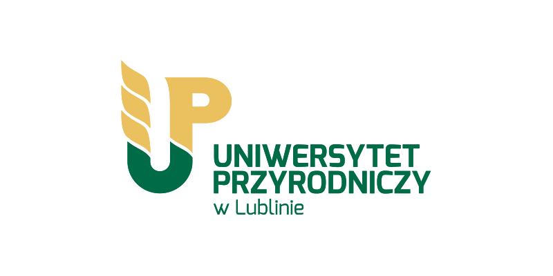 Logo uczelni Uniwersytet Przyrodniczy w Lublinie