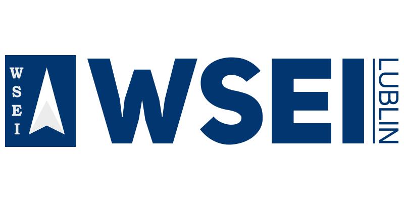 Logo uczelni Wyższa Szkoła Ekonomii i Innowacji w Lublinie