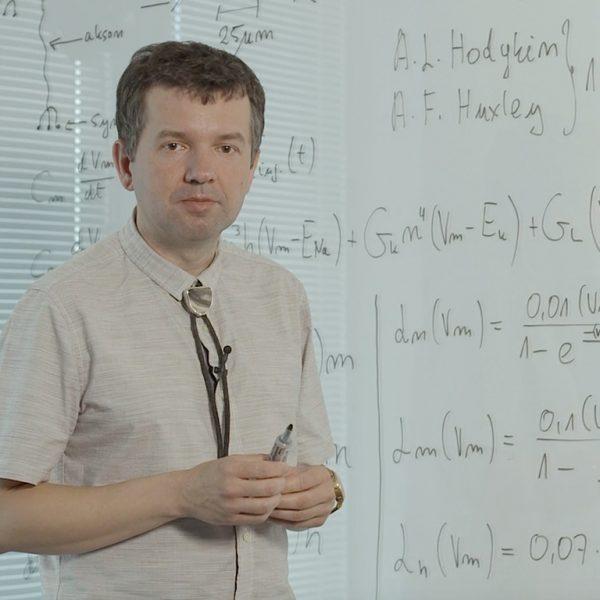 Zdjęcie do wykładu Modelowanie numeryczne sieci neuronów biologicznych