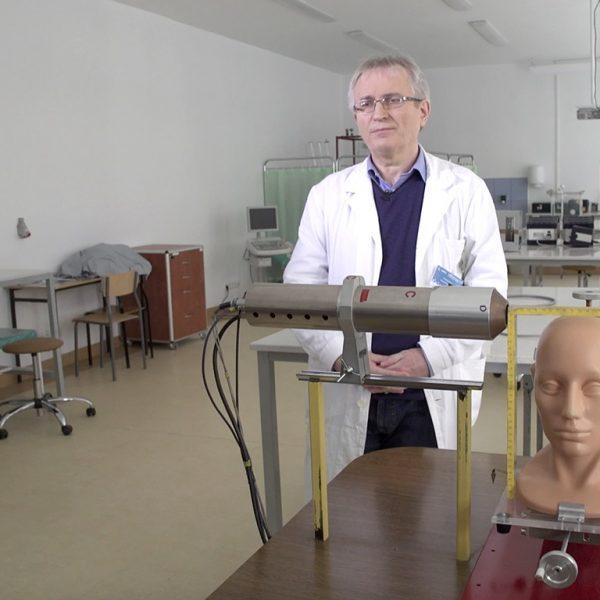 Zdjęcie do wykładu Promieniowanie jonizujące w medycynie