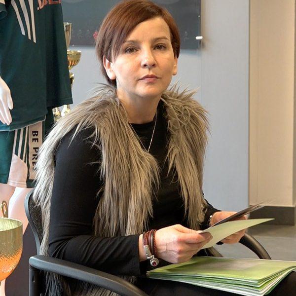 Zdjęcie do wykładu Historia Sportem Pisana – Sabina Włodek