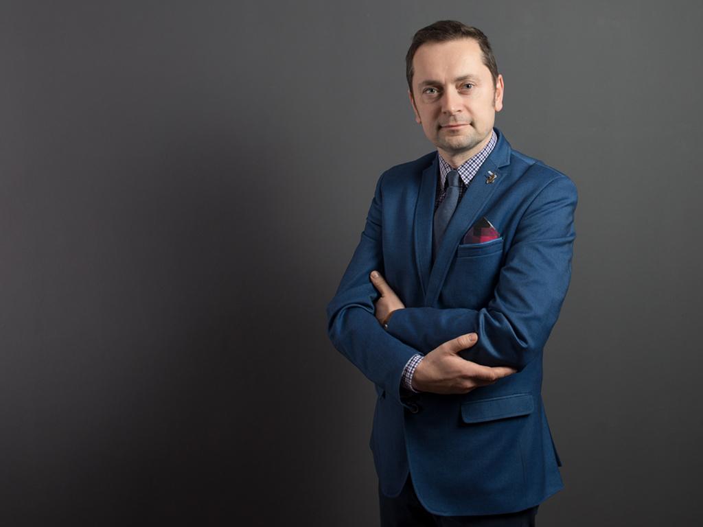 Miniatura zdjęcia Arkadiusz Michał Stasiak